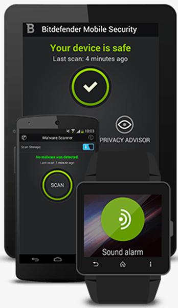 Bitdefender Mobile Alarm