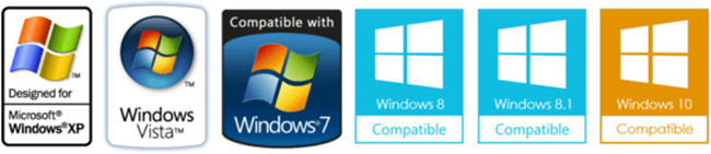 Compatible with All Windows Versions