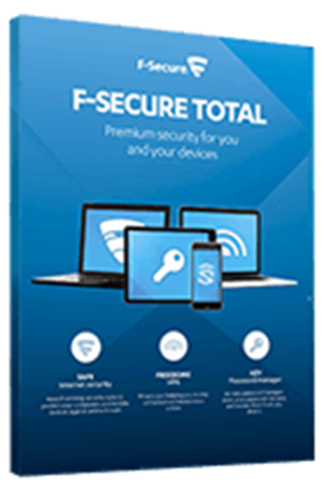 F Secure Total Review