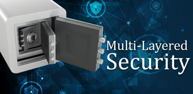 Multi-Layered Security