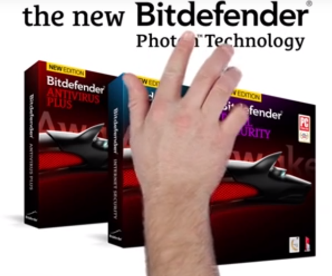 Bitdefender New Photon Technology