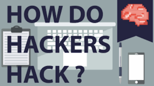 Explaining How Hackers Hack